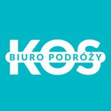 Logo Biuro Podróży KOS