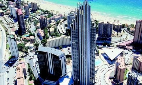 COSTA BLANCA- HOTEL GRAN BALI