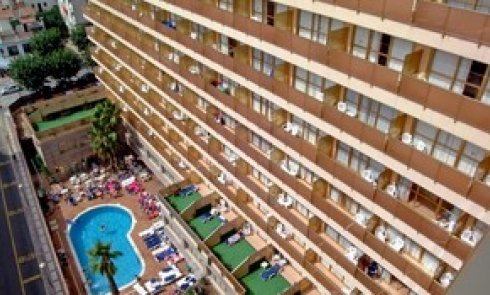 Hotel Amaika  4* Costa Brava-Calella