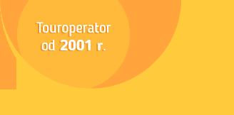 Touroperator od 2001 r.