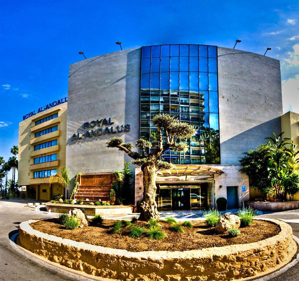 Hotel Royal Al Andalus 4* Costa del Sol-Torremolinos-3